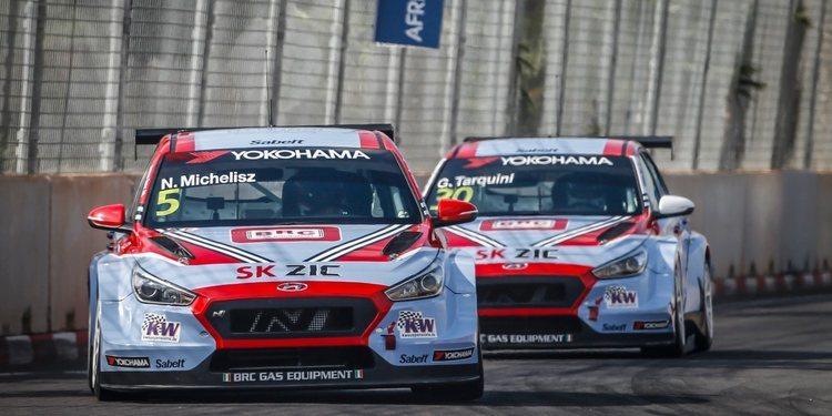 BRC Racing Team antes de la gira asiática del WTCR 2018