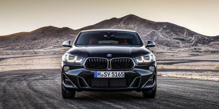 El BMW X2 M35i al Salón de París