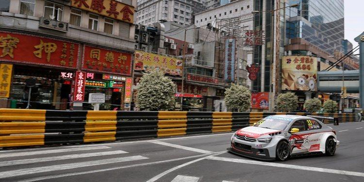 """Ma Qing Hua: """"Es genial estar en el Mundial de Turismos"""""""
