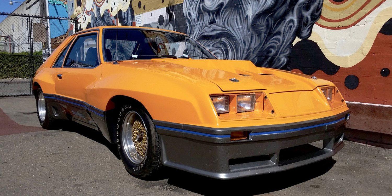 Les presentamos el Ford Mustang que fabricó Mclaren
