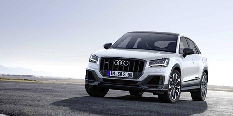 Ya listo el Audi SQ2 para París