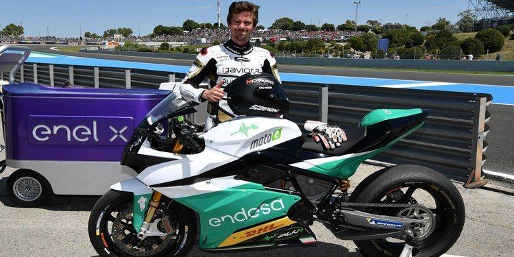 Nico Terol será el piloto del Ángel Nieto Team para MotoE