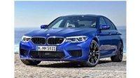 Ya tenemos información del nuevo BMW M5 2019