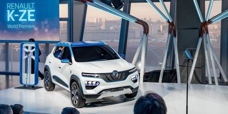 Renault K-ZE y otras variantes para el Salón de París