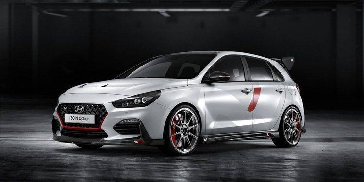 El nuevo Hyundai i30 N puede ser personalizado