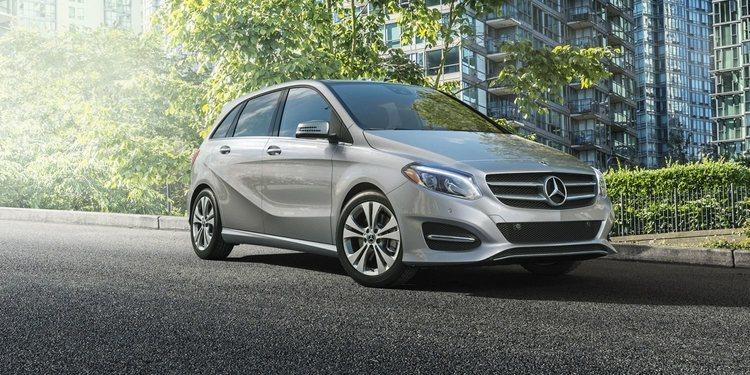 La tercera generación del Mercedes Benz Clase B llegará en febrero 2019