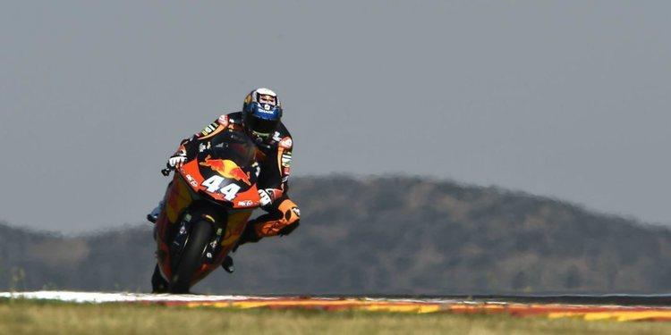 """Miguel Oliveira: """"Hay que adaptarse lo más rápido posible"""""""