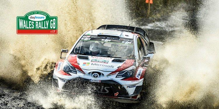 Así es el Rally de Gales 2018
