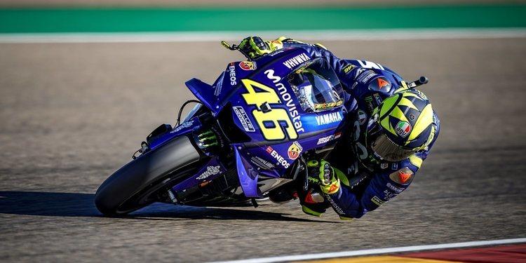 """Valentino Rossi: """"Buriram no es uno de mis circuitos favoritos"""""""