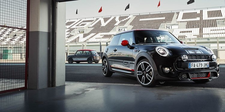 Te presentamos el MINI Cooper S GT Edition