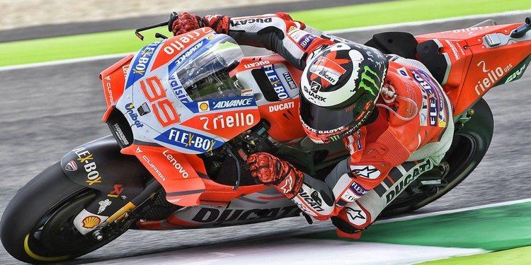 Jorge Lorenzo ha sido declarado apto para disputar el GP de Tailandia
