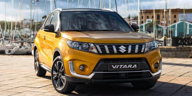 La cuarta generación de Suzuki Vitara llegara en el 2019