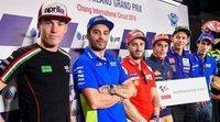 Rueda de prensa Gran Premio de Tailandia 2018