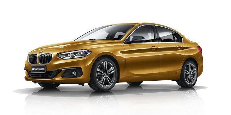 BMW Serie 1 Sedán 2019, la elegancia en cuatro ruedas
