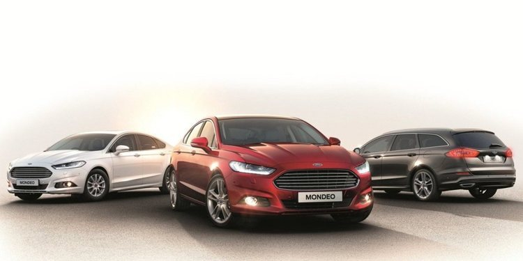 Ford anunció el Mondeo Hybrid 2019