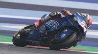 Mattia Pasini, el más rápido en Tailandia