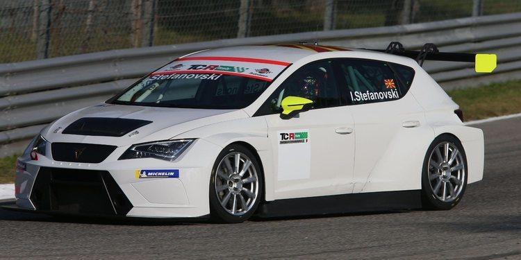 Igor Stefanovski lidera los Libres 1 en Monza