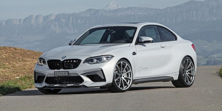 El BMW M2 Competition de Dahler