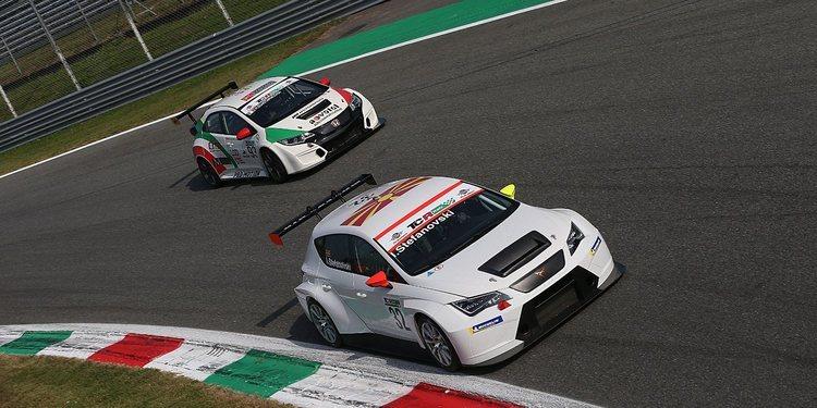 Igor Stefanovski logra la 'pole' en Monza
