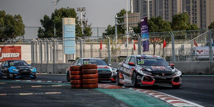 Yann Ehrlacher se queda sin su 4º puesto en Wuhan