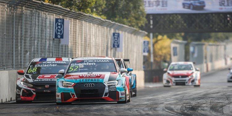 Pleno de 'poles' para Leopard Racing en Wuhan