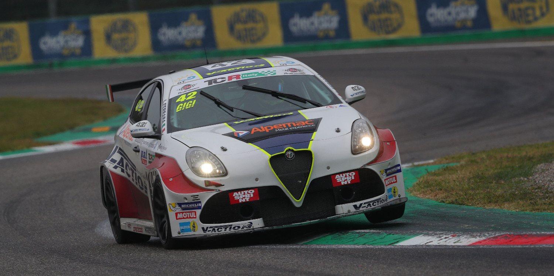 La temporada acaba con victoria de Luigi Ferrara