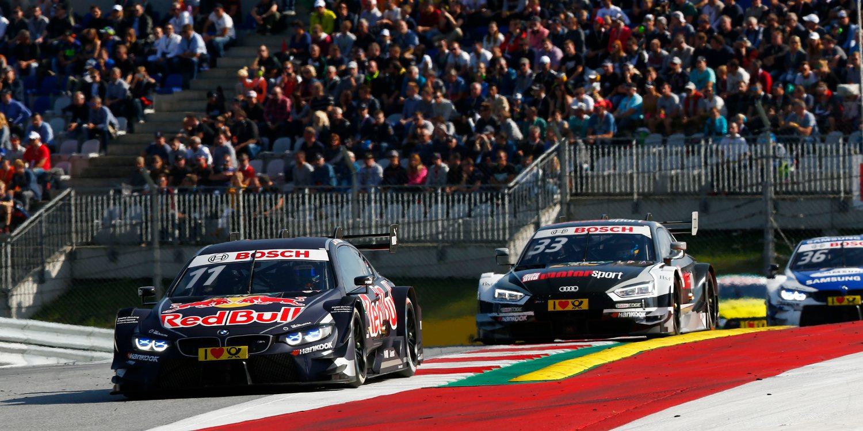 Red Bull muestra su interés en volver al DTM en 2020