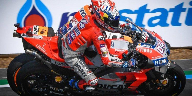 """Andrea Dovizioso: """"La alegría de Márquez significa que nos están vigilando"""""""