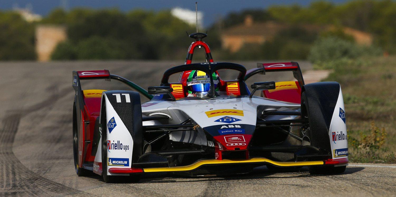 Audi se alista para la nueva temporada de la Fórmula E