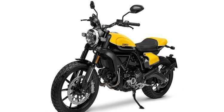 Nueva Ducati Scrambler Full Throttle 2019