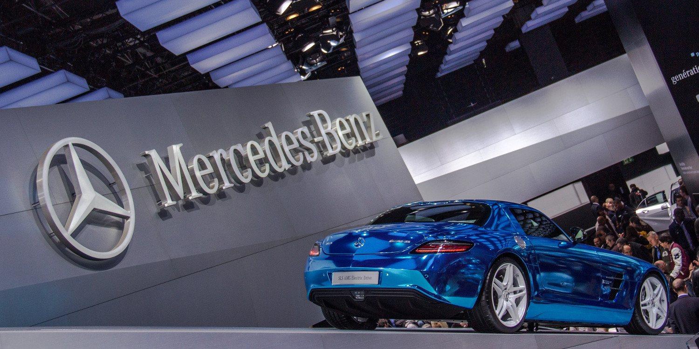 Mercedes-Benz construirá una fábrica de baterías para autos eléctricos en EEUU