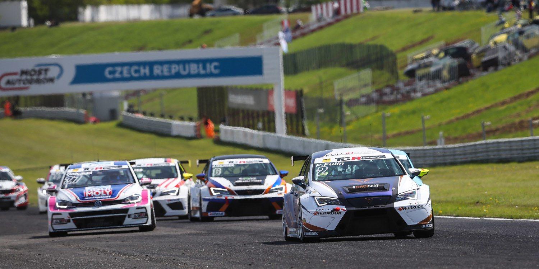 España recibirá a Petr Fulín para cerrar las TCR Europa 2018