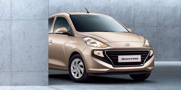 Hyundai anunció el Santro 2019