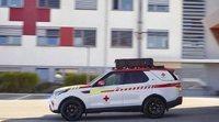 Land Rover presentó su Discovery para la Cruz Roja Austriaca
