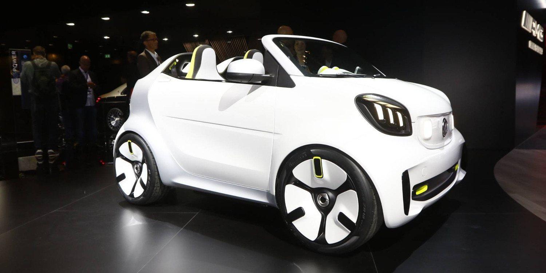 Smart estrenó el Forease Concept