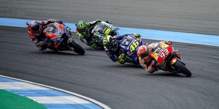 Horarios del Gran Premio de Japón de Moto GP