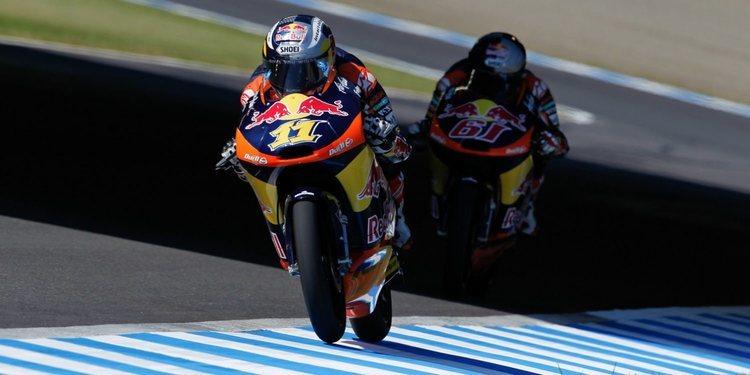 Cortese se queda sin su título de Moto3 en el GP de Japón 2012