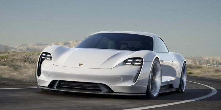 Porsche Taycan, el eléctrico de la marca alemana