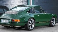 El Porsche 911 bautizado como The Speedy Irishman.