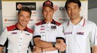 Nakagami renueva un año más con el LCR Honda