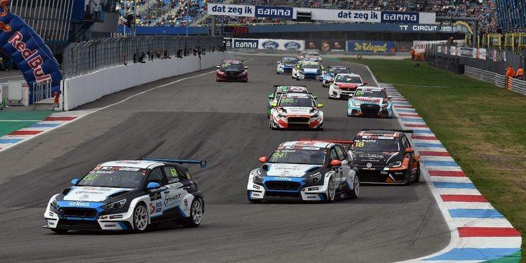 32 pilotos para cerrar la temporada en las TCR Europa