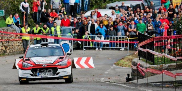 Favoritos Rally Santander-Cantabria 2018: Ares y Fuster pelean por el campeonato, Pernía buscará la victoria en casa