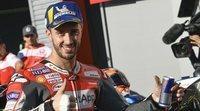 """Andrea Dovizioso: """"Nuestro ritmo es bueno, pero también lo es el de Márquez"""""""
