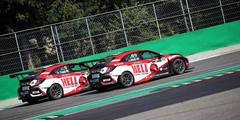 Hell Energy Racing, campeones por equipos de las TCR Europa 2018