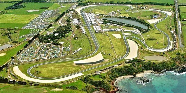 Vuelta al circuito de Phillip Island