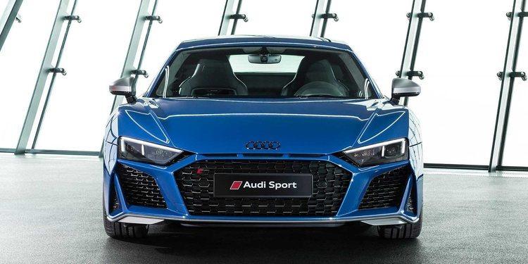 Audi confirma un R8 más agresivo