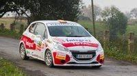 Peugeot Rally Cup Ibérica: los 'pequeños leones' se la juegan sobre tierra mundialista