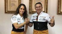 María Herrera firma con Aspar para competir en MotoE