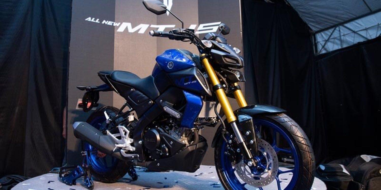 Nueva Yamaha MT-15 2019