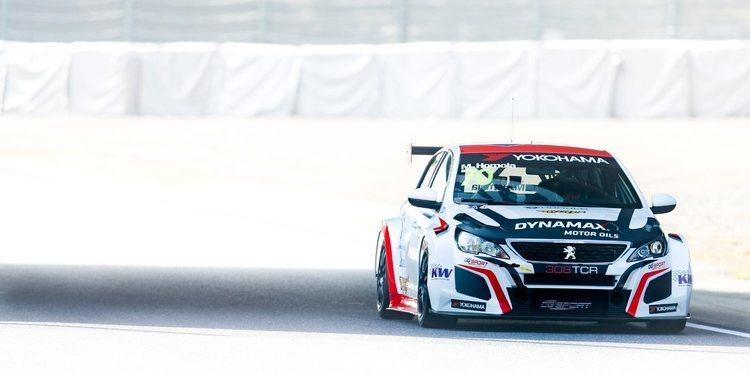 Un Peugeot es el más rápido de los Libres 1 en Suzuka